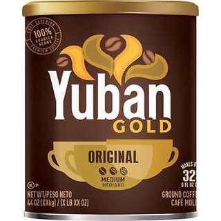 Yuban Gold Original Ground Coffee 1.2kg