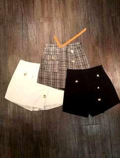 Brand New Room8008 Checkered Shorts