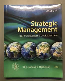 AB3601 Strategic Management