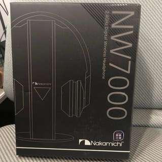 New Nakamichi NW7000 藍芽耳機