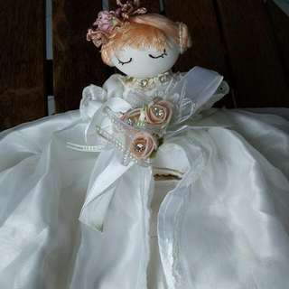 Bride Tissue Case