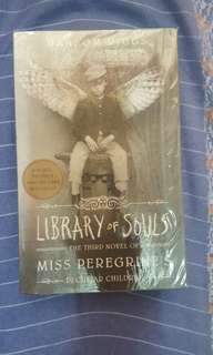 Miss Peregrine's: Library Of Souls