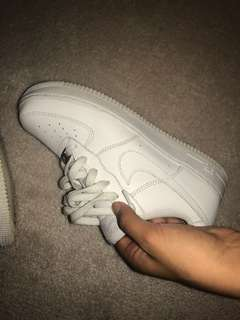 Air force 1 low size 6