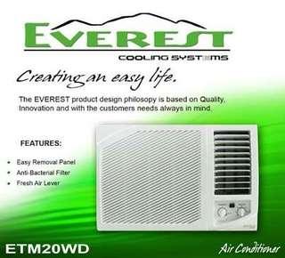 Everest 1.0 HP Aircon
