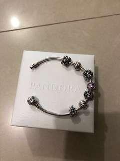 Pandora 手鏈