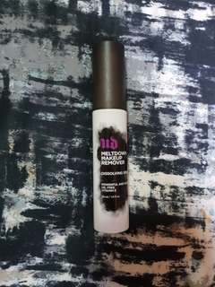 Urban decay meltdown makeup remover dissolvibg spray