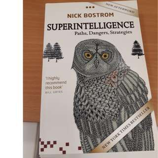 Super intelligence (Nick Bostrom)