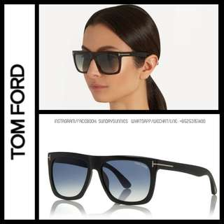 Tom Ford TF0513 square Acetate sunglasses - clearance price