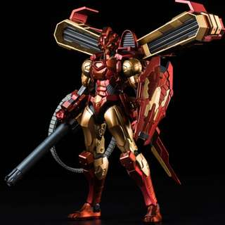 Sentinel - Re:Edit - Iron Man #12 House of M Armor (Japan Version) - 1/12 Collectible Action Figure