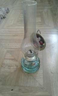 Lampu cempor antik/lampu minyak jadul