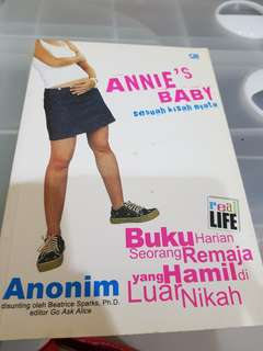 NOVEL  annie's baby by anonim