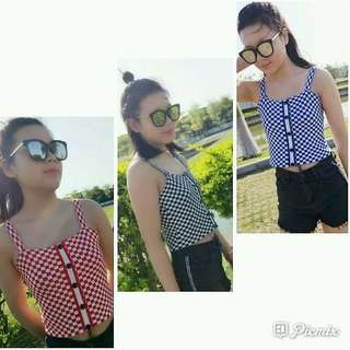 IMPORT BKK ! Tanktop square  85.000