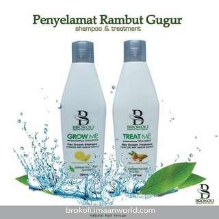 Brokoli shampoo + treatment