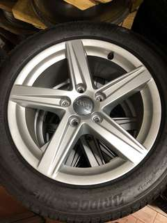 "**2018 Mega Sale** Audi A3 16"" Wheel Set"