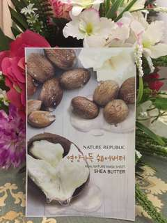 Nature republic face mask per pc