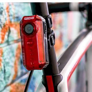 Cycliq Fly6 Rear Light With Built-in HD Camera