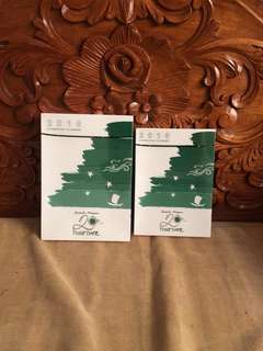 Starbucks planner 2018 (sealed)