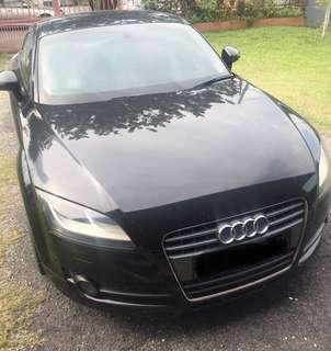 Audi Tt redy Sel