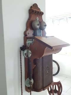 Over 100 years old rare Ericsson wall telephone