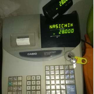 Dijual Cash Register Casio TE-100