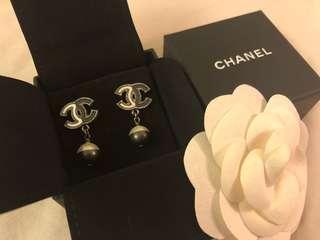 Chanel Earrings珍珠耳環