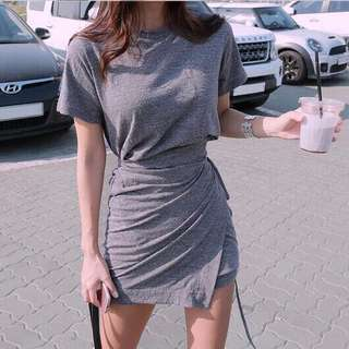 slim fit dress