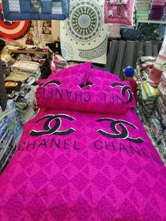 Queen Patchwork Bedsheet