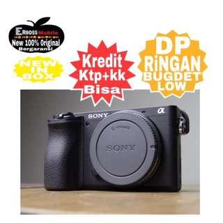 Kredit LOw Dp Sony Alpha A6500 Body Only Ditoko promo ktp+kk bisa Wa;081905288895