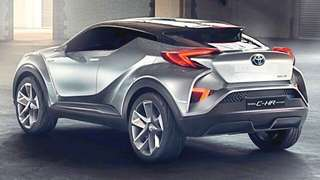 Toyota CHR for Rent