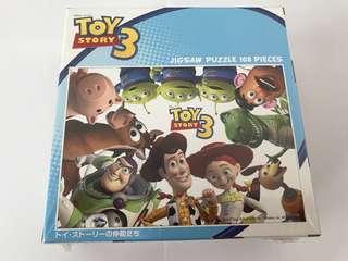 全新未開封 日本正版puzzle Toy story 3