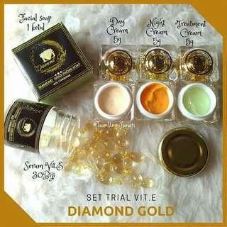 Diamond Gold Skincare