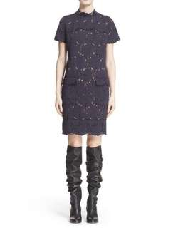 Lanvin made in France Lace Dress