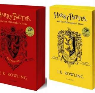 [Ready Stock] Harry Potter 20th Anniversary Edition