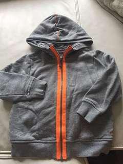 Esprit hoodie jacket (grey)