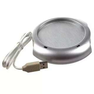USB Tea Coffee Warmer Heater Cup Mug Pad