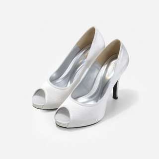 Jackie Ivory Pumps by Christy Ng