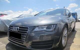 Audi A7 2.8cc