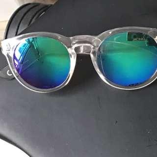 Monkl sunglasses 反光 太陽眼鏡