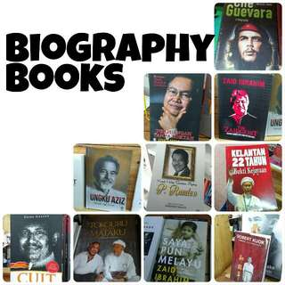 Biography Books