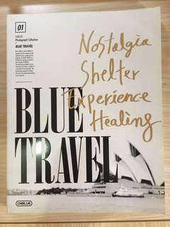 CNBLUE Blue Travel Photograph Collection