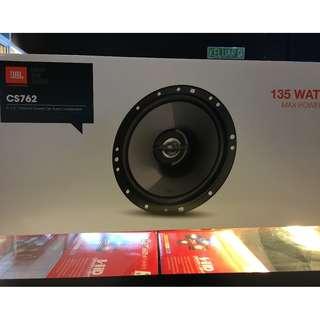 "JBL CS762 6.5"" 2Way Coaxial Speaker"