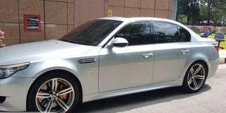 BMW M5 5.0cc V10
