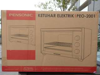 Pensonic 20Litre PEO-2001 Electric Oven With STYLISH Handle