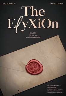 WTB/LF EXO ELXYXION IN MALAYSIA CONCERT TICKET