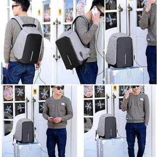 anti theift bagpack