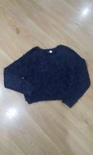 H&M fur Sweater (S)