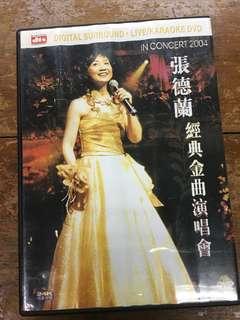 张   徳   蘭 dvd