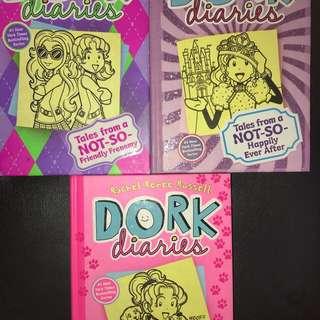 Dork diaries HB