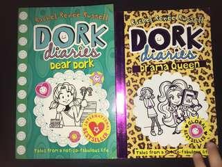 Dork diaries tpb