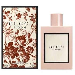 Gucci bloom 100ml